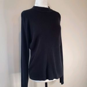 NWOT ribbed sweater